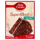 Betty Crocker Chocolate Cake Mix ca. 430g (15.17oz)