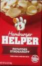 Hamburger Helper Nudelgericht  Potatos Stroganoff ca. 141 g (4.95oz)
